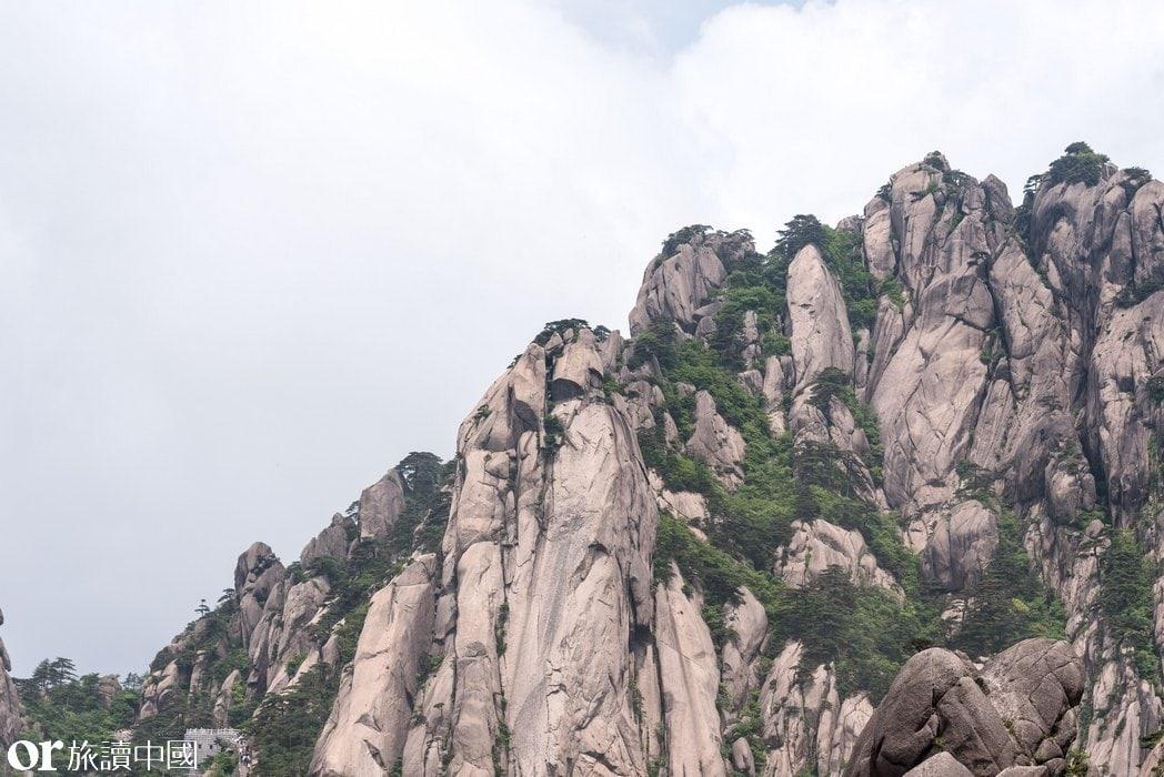 八月精彩封面 登峰造极上天都 玉屏景区 or旅读中国